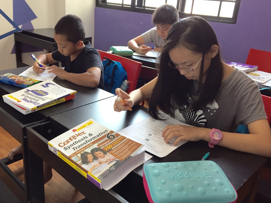 creative writing courses primary school