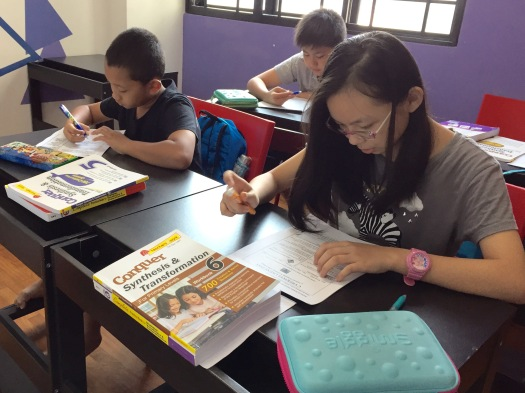 eduKate Tuition Class SEAB  PSLE Syllabus Primary 6 English Tuition at Tampines