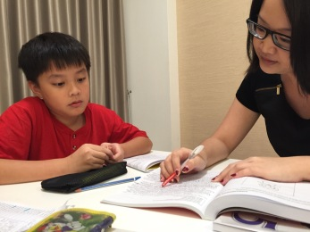 eduKateSG Tuition Centre Primary Students at Prive Punggol Singapore