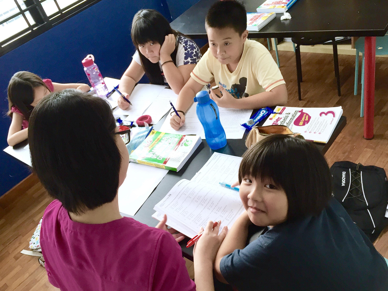 English Course Singapore