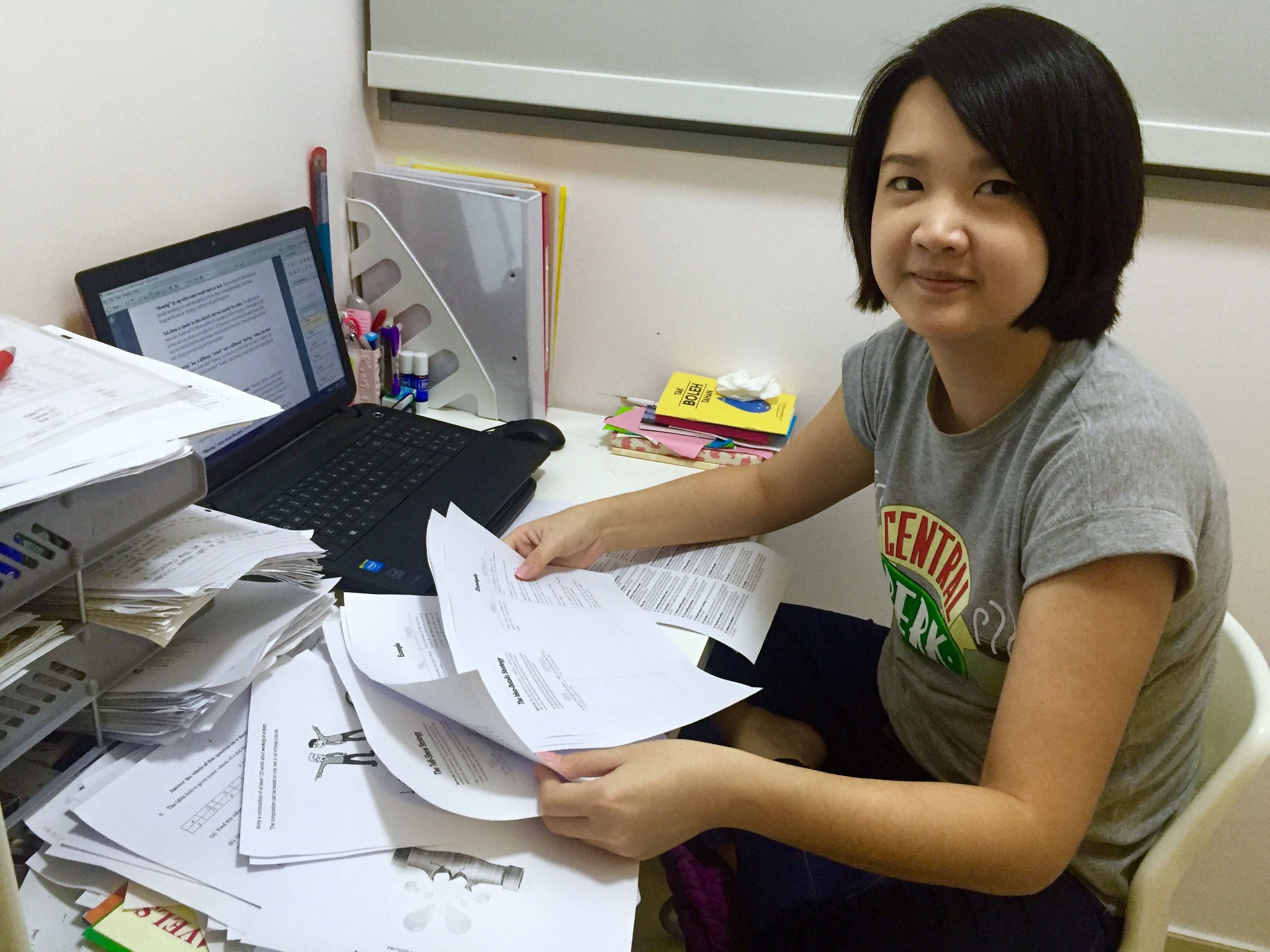 Punggol Tutor English Math Science Female Tutor