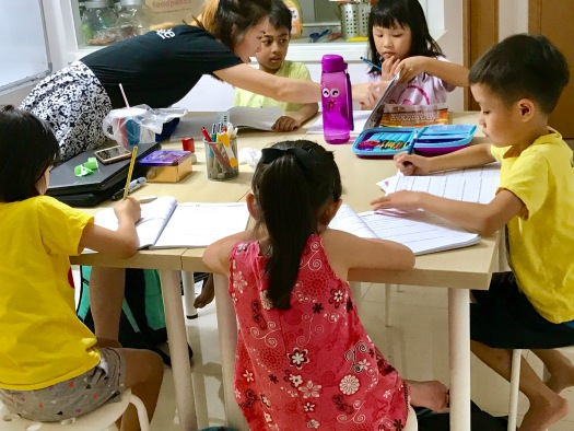 tampines Punggol Primary English Tuition Small Group Female Tutor