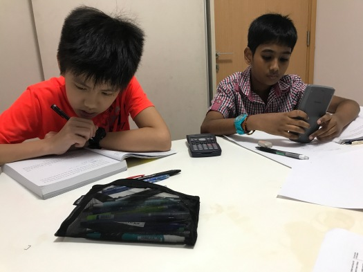 tutor in punggol for English and Mathematics Primary