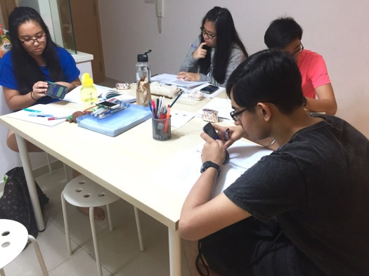Punggol A Math O level Tuition Small Group Tuition Centre