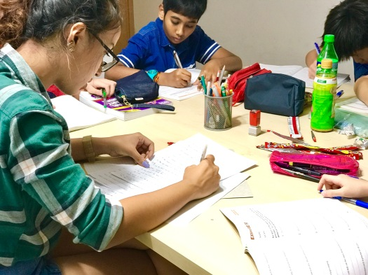 Punggol Tutor Primary English Math Science Tuition