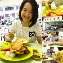 Katong Food walk with Yuet Ling