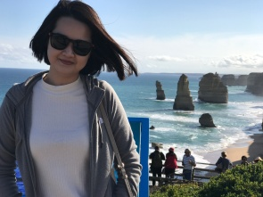 Tutor Yuet Ling, The 12 Apostles, Vic, Melbourne, Australia