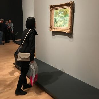 Van Gogh at NGV, Melbourne Australia