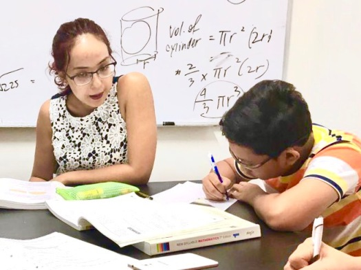 Punggol Tutor for Maths Science English tuition centre