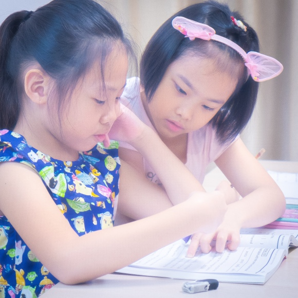 Yishun primary English tuition Small Group Tutor